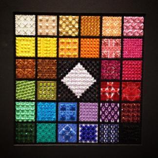 Twinkling Gems Chart by DebBee's Designs