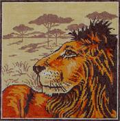 Colors of Praise Graphic Lion