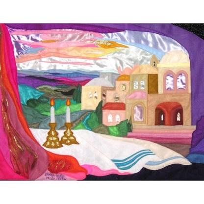 Beautiful Shabbat Tallit