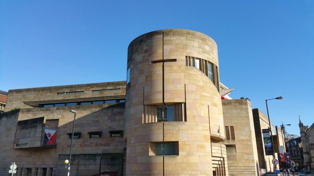 National Museum in Edinburgh