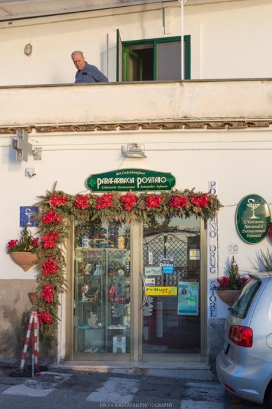 Pharmacy in Positano