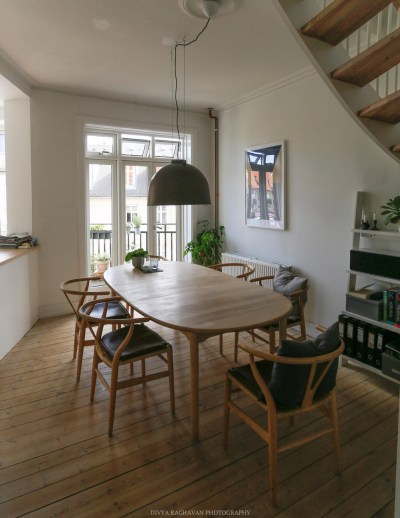 Apartment oozing with hygge, Copenhagen