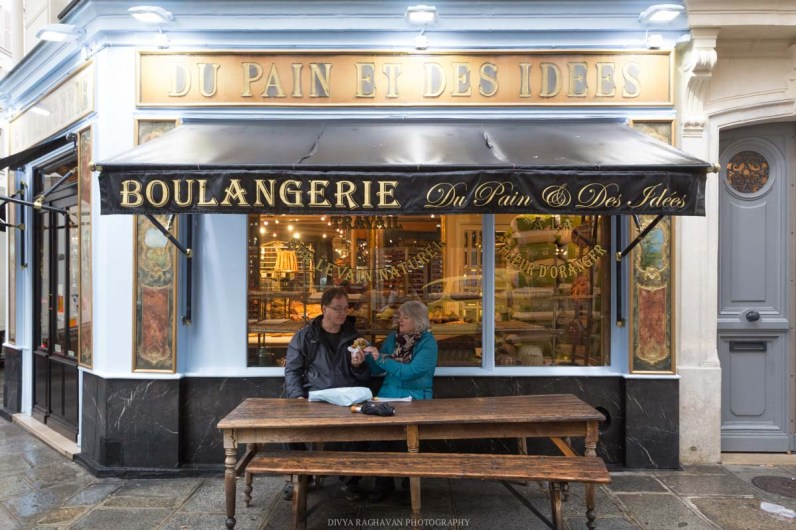 Du Pain et des idees, Paris, France || Paris in two days, a complete guide and itinerary to the city of lights in France.