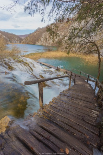 The beautiful waterfalls of Plitvice Lakes, Croatia // Photos and stories from a week in Croatia // Memories from the Balkans // Dubrovnik, Split, and Zagreb