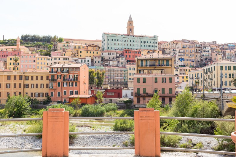 Old town views // A day trip to the medieval town of Ventimiglia, Italy from Nice, France // gonewithawhim.com