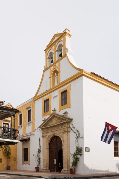 The vibrant squares of colonial Cartagena, Colombia // Photos to inspire a visit to Colombia