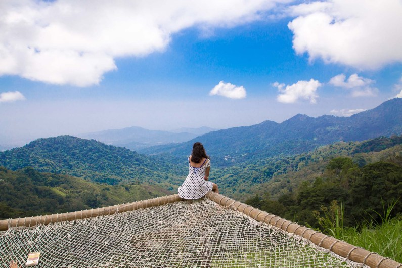 World's largest hammock over Minca, Colombia, South America -- Photos to inspire you to visit Colombia -- gonewithawhim.com