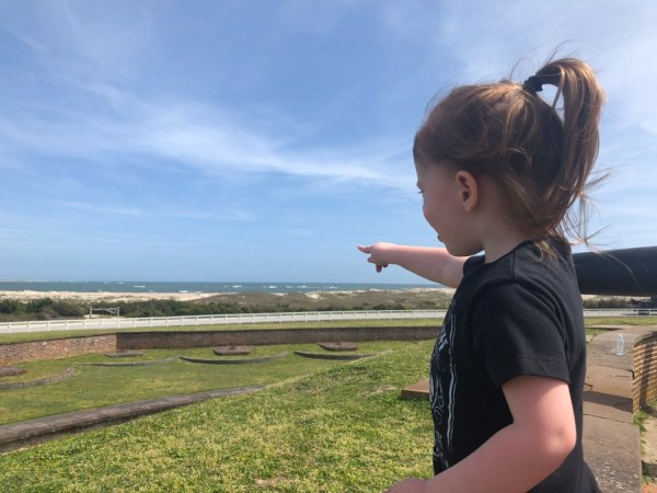 Atlantic Beach, North Carolina: Travel With Toddlers