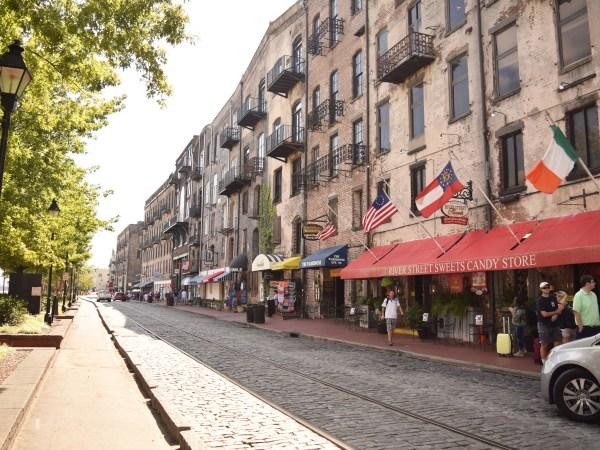 Travel Diary: Savannah Georgia's Historic District