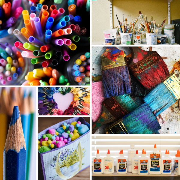 Essential Kids Craft Supplies You Need In Your Arsenal