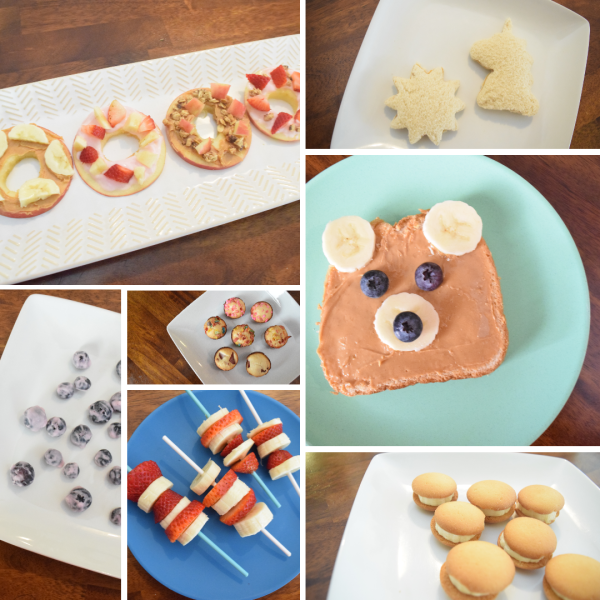 Easy Kids Snacks Ideas