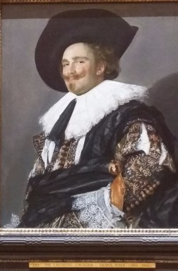 The Laughing Cavalier (1624)