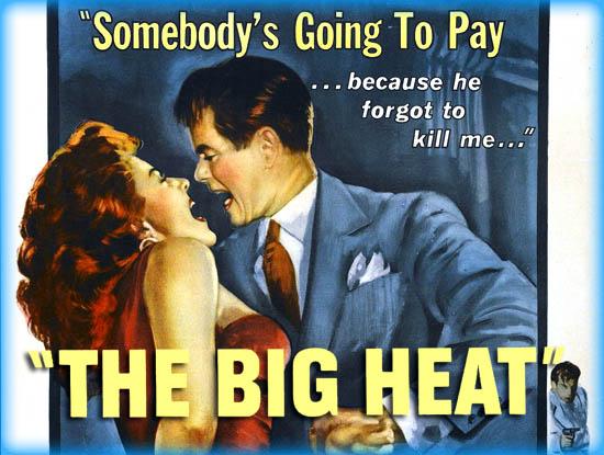 The Big Heat (1953) - Movie Review / Film Essay
