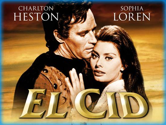 Image result for el cid poster