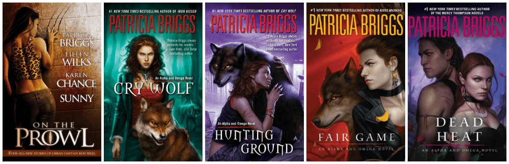Alpha & Omega Series Review: Books 1 – 4