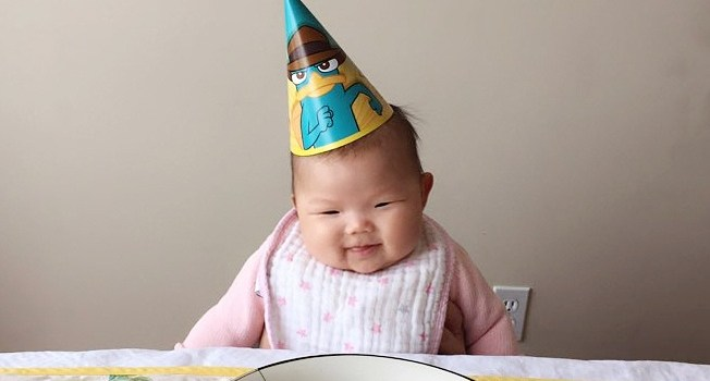 Baby Milestones Smiling and Laughing