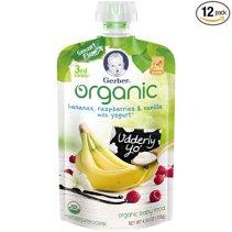 Gerber Organics Baby Food