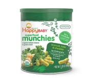 Happy Baby Organic Super Food Munchies