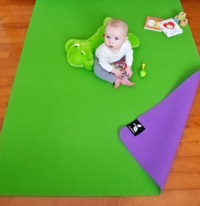 Kutchu Children's Natural Rubber Non-Toxic Play Mat
