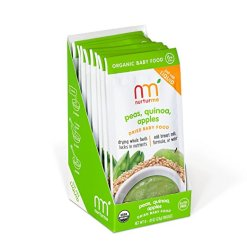 NurturMe NurturMeals Dried Organic Food Pouches