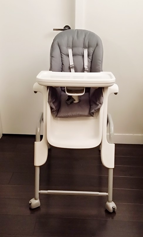 Oxo Tot Seedling High Chair & Oxo Tot Seedling High Chair - Go New Mommy