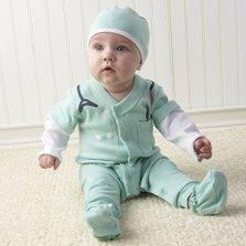 Doctor Baby Halloween Costume