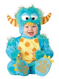 aby Lil' Monster Halloween Costume