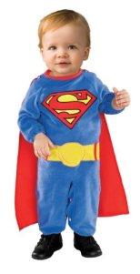 Superman Baby Halloween Costume