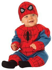 spider man baby halloween costume