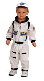 Astronaut Halloween Costume for a Toddler