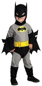 Batman Halloween Costume For A Toddler