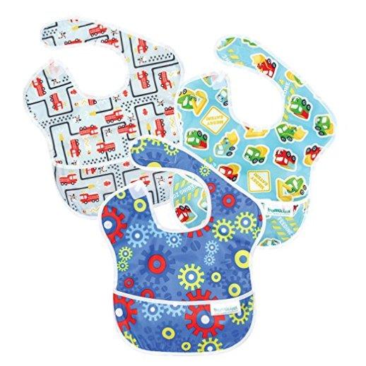 bb4bf25218a44 Non-Toxic Baby Bibs Buying Guide - Non-Toxic Baby Feeding Bib Materials