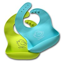 Happy Healthy Parent Baby Bib