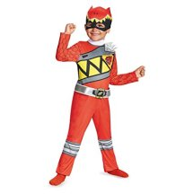 Power Rangers Halloween Costume For A Toddler