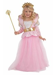 Sparkle Princess Halloween Costume for a Toddler