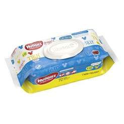 Huggies Simply Clean Baby Wipes