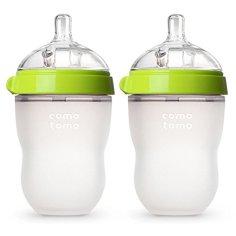 Non-Toxic Holiday Gift - Comotomo Baby Bottle