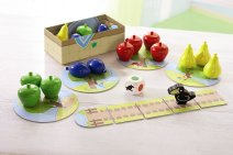 Non-Toxic Holiday Gift Ideas - Haba My Very First Games - First Orchard Cooperative Game