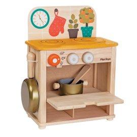 Non-Toxic Holiday Gift Ideas - Plan Toys Kitchen Set