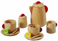 Non-Toxic Holiday Gift Ideas - Plan Toys Tea Set