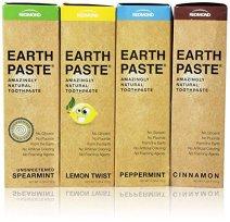 Non-Toxic Holiday Gift Ideas - Redmond Earthpaste Natural Non-Fluoride Toothpaste 4 Pack
