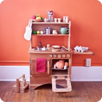 Non-Toxic Toys - Camden Rose Kitchen