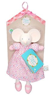 Non-Toxic Toys -Meiya & Alvin Soft Toy The Mouse