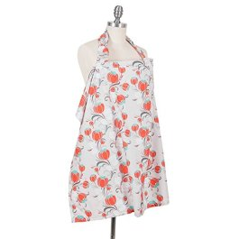 Non-Toxic Holiday Gift For Mom - Bebe Au Lait Organic Cotton Nursing Cover