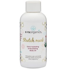 Non-Toxic Holiday Gift For Mom - Era Organics Organic Stretch Mark and Scar Treatment Body Oil