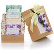 Non-Toxic Holiday Gift For Mom - Keomi Skincare Organic Handmade Soap Gift Set
