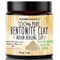 Non-Toxic Holiday Gift For Mom - Molivera Organics Bentonite Clay