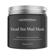 Non-Toxic Holiday Gift For Mom - Pure Body Naturals Dead Sea Mud Mask