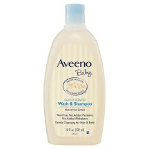 Organic Baby Shampoo And Wash - Aveeno Baby Wash And Shampoo