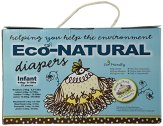 Non Toxic Disposable Diapers- Broody Chick Eco-Natural Diapers